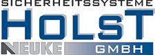 Logo Sicherheitssysteme Holst Neuke GmbH